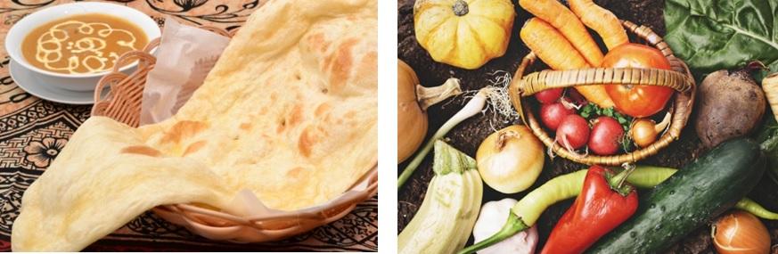 インド食イメージ画像