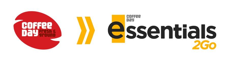 「Coffee Day essentials 2Go」ロゴ画像