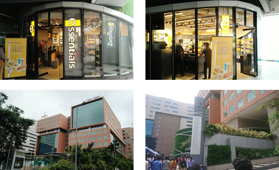 「3号店・BAGMANE TECH PARK店」 店舗外観・周辺環境