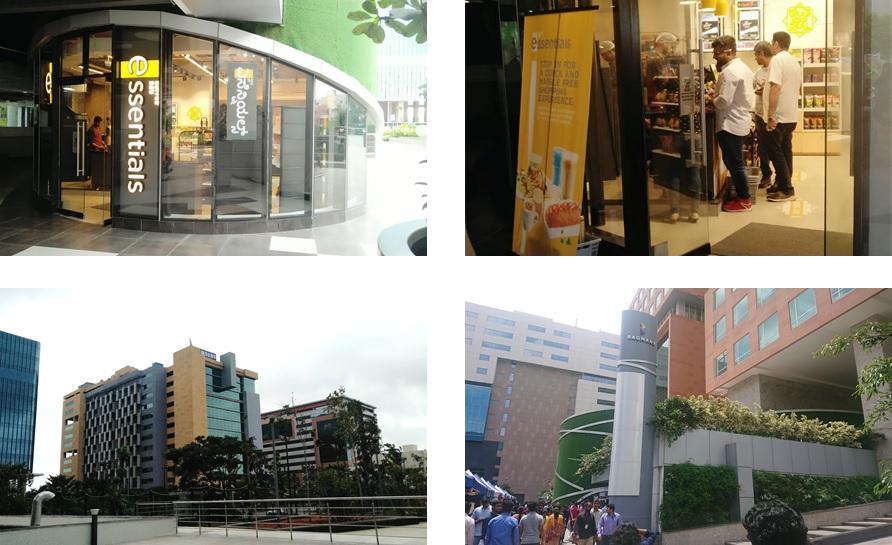 「BAGMANE TECH PARK店」店舗外観・周辺環境画像