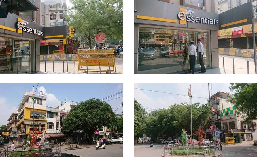 「AMAR COLONY店」店舗外観・周辺環境画像