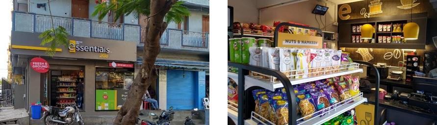MUNESHWARA BLOCK店