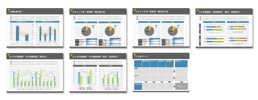 レポートイメージ図