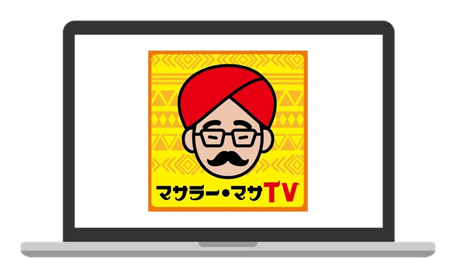 マサラー・マサTV ロゴ