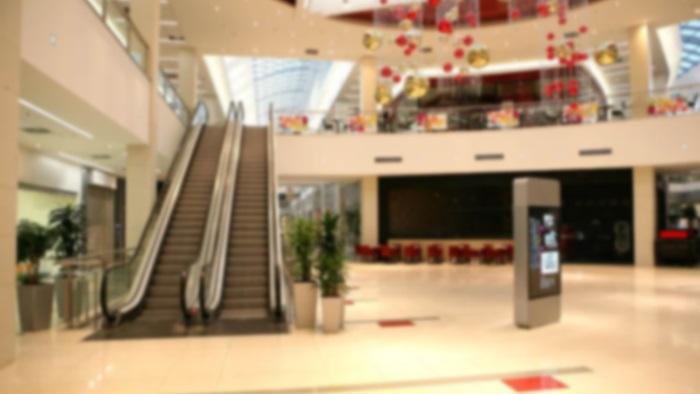 大型商業施設での抽選会、イベント運営 イメージ画像