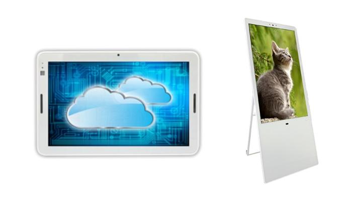 デジタルサイネージ イメージ画像