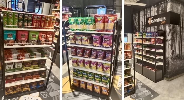 Shop in Shop業態 店舗内観画像