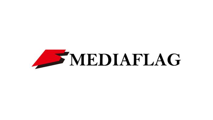 MEDIAFLAG ロゴ